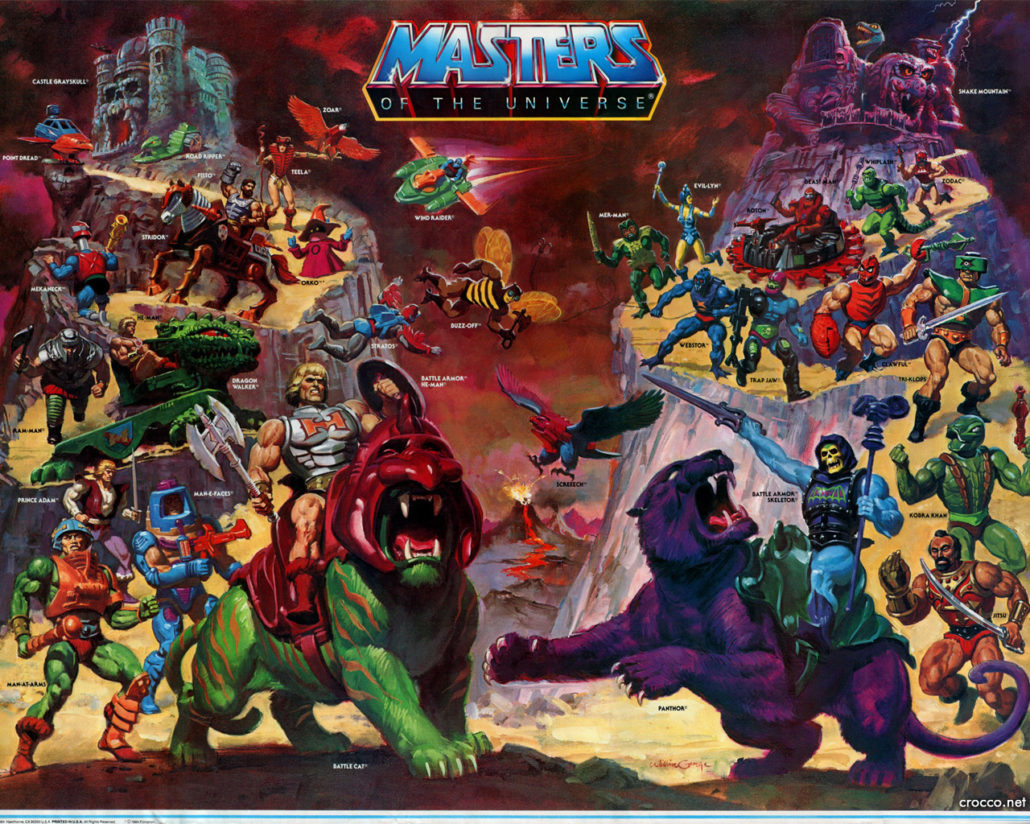 He man and the masters of the universe l inizio youtube