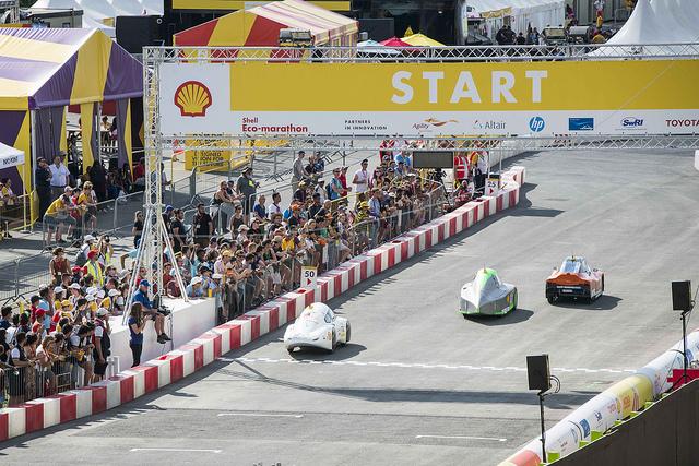 Siamo stati alla shell eco marathon la gara per auto che consumano poco - Stufe che consumano poco ...