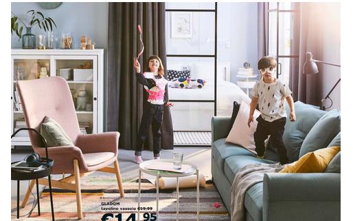 Ikea 2019 Il Catalogo Del Cambiamento E Del Disorientamento