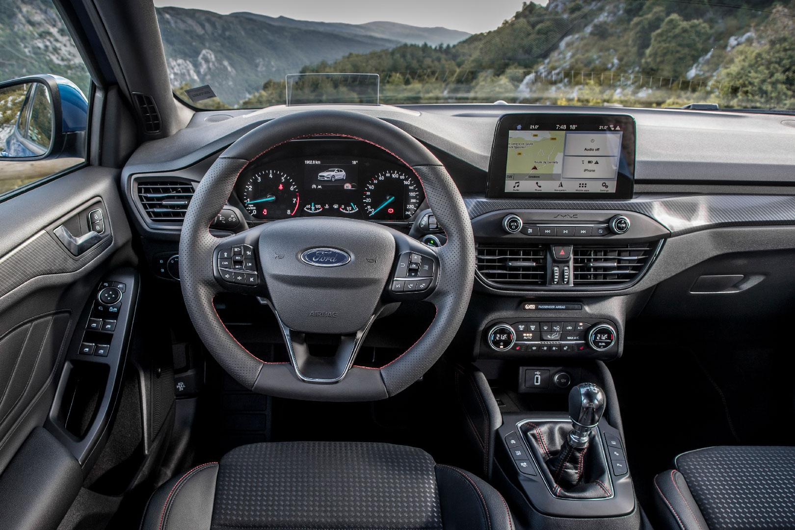 La nuova ford focus un concentrato di innovazione su ruote for Costruzione di un pollaio su ruote